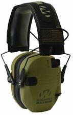 Walker's Razor Slim Electronic Hearing Protection Muffs - Flat Dark Earth