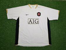 Manchester United Football Shirt XXL 2014 2015 Nike Soccer Jersey Jersey Aig