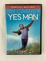 Yes Man DVD 2009 Special Edition Jim Carrey