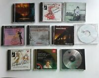 Assorted CDs  Different Types of Artists/Bands ALL FAIR-MINT CONDITION