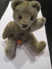 Schöner Teddy sitzend Bär Clemens braun 7420 33 cm