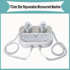 7 Color Skin Rejuvenation Microcurrent LED Light Photon Skin Spa Beauty Machine