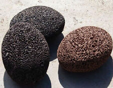 3 Pack Pedicure Pumice Stone Soft Foot Scrub Exfoliation Massage Tool