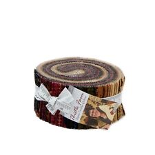 "Moda Fabric-Thistle Farm - By Kansas Troubles- Jelly Roll 2 1/2"" Strips"