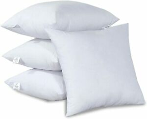 Polycotton Hollowfiber Filled Soft Cushion Inner Inserts