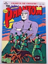 THE PHANTOM COMIC ISSUE #1102 - 36 PAGES NEW STORY - CAUGHT IN THE CROSSFIRE🌟🌟