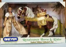 Breyer 1479 Renaissance Rider Limited Edition 1500 Pcs Marabella Morgan