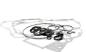 Engine Complete Full Gasket Set & Oil Seal Kit For HONDA CR 80 R ( 1992 - 2002 )