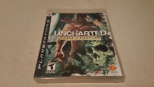 Uncharted: Drake's Fortune (Sony PlayStation 3, 2007) COMPLETE CAN VARIANT