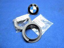 BMW e32 e63 e64 e65 Federunterlage NEU Satz Feder hinten Set Spring Pad rear NEW