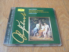 Wilhelm Kempff - Schubert : Wanderer-Fantasie, Impromptus D.899 & 935 - CD DGG