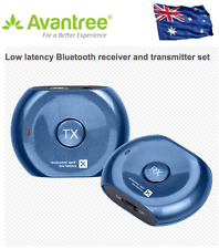 Avantree apt-X LOCK Bluetooth Transmitter and Receiver adapter Low Latency A-1