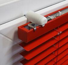 Klemmträger für Jalousien (2 Stück) - PVC-Fenstermontage ohne Bohren -ps FASTFIX
