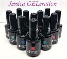 Jessica GELeration Soak Off Gel Polish 05oz/15ml  - Series 1- Pick Any Color