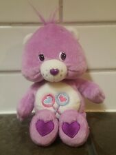 "Care Bears Share Bear plush stuffed animal 8"""