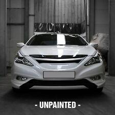 FRONT Hood Radiator Grill Unpainted For HYUNDAI 2011-2014 YF Sonata / i45