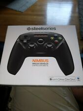 NEW SteelSeries Nimbus Gaming Controller GC-00004 Apple TV/iPhone/iPad/Mac