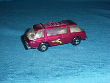 923A Matchbox Superfast 22 Freeman Inter City Commuter Lesney Violet 1/64