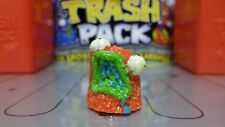 Trash Pack Trashies Series 4 - Red Stale Scales #697 Ultra Rare Beach Trash