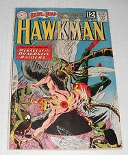 Brave and Bold # 42.. VG..4.0 grade--G....1962 comic book--4th SA Hawkman