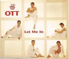 OTT - Let Me In (UK 4 Track CD Single)