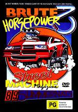 OFFICIAL Street Machine SUMMERNATS 2 DVD! V8s Burnouts