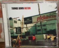 mCD - THUMBS DOWN: Motion (Belgium - punk new school)