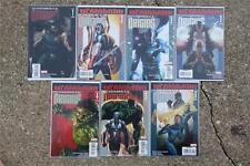 Ultimate Origins #1-5 Complete Comic Series + Variants