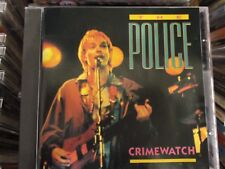 The Police Crimewatch CD