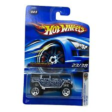 Hot Wheels 1/64 Die Cast 2006 First Editions Hummer 23 of 38
