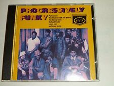 Various - Progressively Funky - Various CD RXVG The Cheap Fast Free Post The