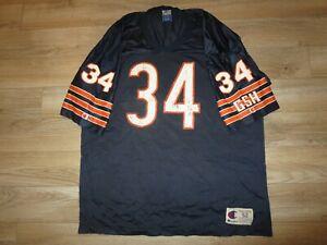 Walter Payton #34 Chicago Bears NFL Champion Football Jersey 52 XL