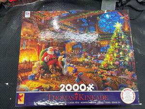 Thomas Kinkade 2000 Piece Jigsaw Puzzle