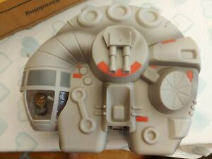 Mighty Beanz Star Wars Ship With Selection Of Beanz