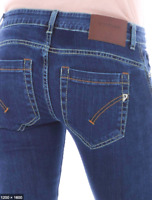 Dondup Jeans Donna  Mod. LAMBDA P622 DS112D , Nuovo e Originale , SALDI