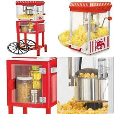 """New listing Popcorn Cart Machine Popper Maker Vintage Collection Red Stand 2.5 Oz 48"""" Tall"""