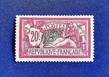 France 1925 *** Type Merson *** Y&T N° 208 *** Neuf Sans Charnière TTBE