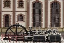 Faller HO 180383 Dampfmaschine Neu