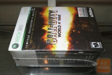 Call of Duty: World at War Limited Collector's Edition (Xbox 360) BRAND-NEW!