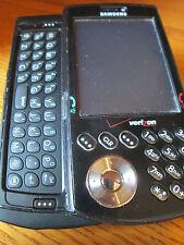 Samsung i760 Verizon Camera Bluetooth  3G Touch WiFi Very Good