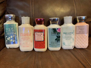Bath And Body Works Lotion (Choose Your Scent)