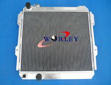 3 ROW TOYOTA HILUX LN85 LN60 LN61 LN65 2.4LTR DIESEL 84-91 MT Aluminum Radiator