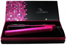 "Royale Classic Pink Diamond 100% Ceramic Flat Iron / Hair Straightener (1-1/4"")"