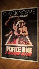 A Force of One 1979 Paul Aaron 120x160 Chuck Norris Jennifer O'Neill