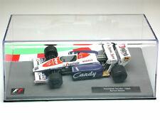 AYRTON SENNA Toleman TG184 F1 Racing Car 1984 - Collectable Model - 1:43 Scale
