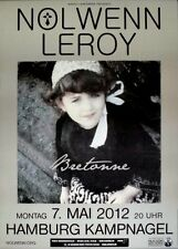 Leroy, Nolwenn - 2012-concert affiche-en concert-BRETONNE-tourposter