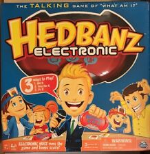 Hedbanz Electronic The Talking Game of What Am I? Family Game Night