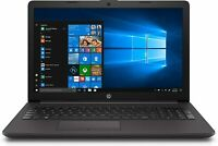 "HP 250 G7 15.6"" Laptop i5-1035G1 8GB RAM 256GB SSD Windows 10 Office 2019 HD"