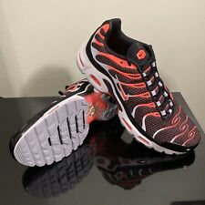 Nike Air Max Plus Running Shoes Hot Lava 852630-034 Men Size 11.5