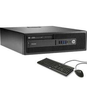 HP EliteDesk 800 Business PC (Intel Quad Core i5 4570, 1TB HDD, 16GB RAM, WiFi)